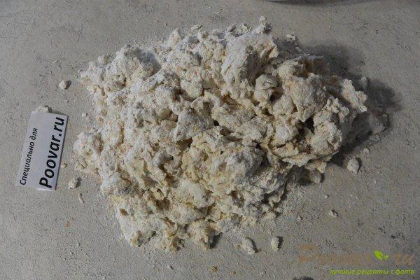Пресные лепешки на сковороде из отрубной муки Шаг 4 (картинка)