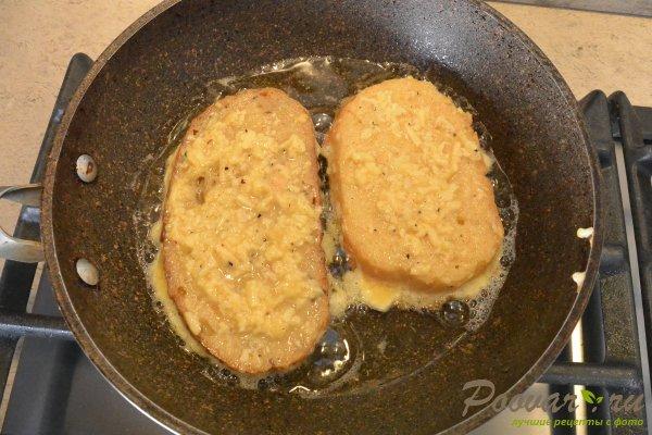 Жареные бутерброды с сыром Шаг 9 (картинка)