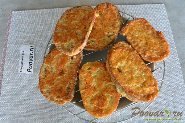 Жареные бутерброды с сыром Шаг 11 (картинка)