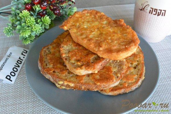 Жареные бутерброды с сыром Шаг 12 (картинка)