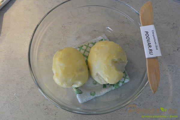 Лепешки из картофельного теста с сыром Шаг 1 (картинка)