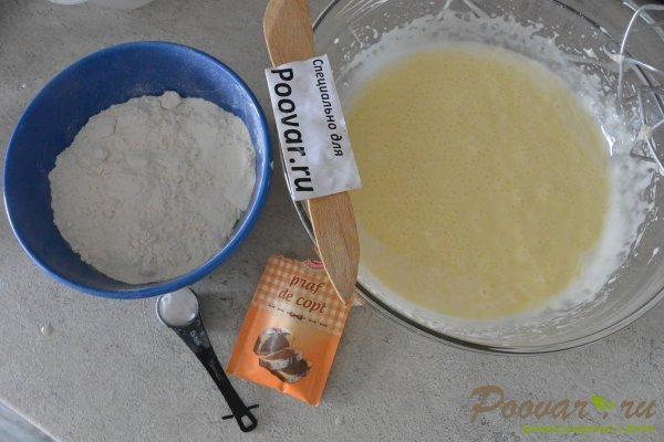 Лимонный торт в микроволновке Шаг 7 (картинка)