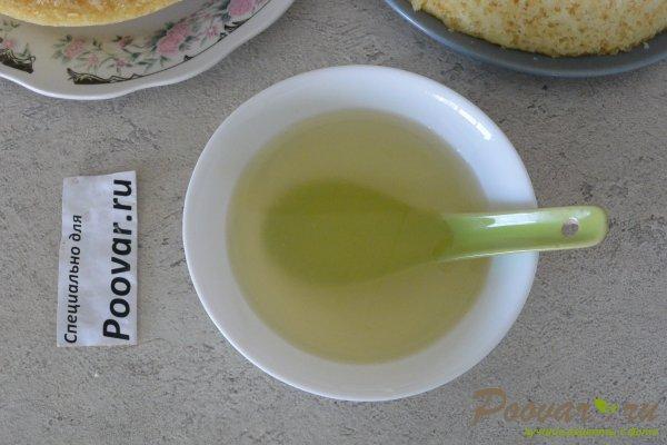 Лимонный торт в микроволновке Шаг 11 (картинка)