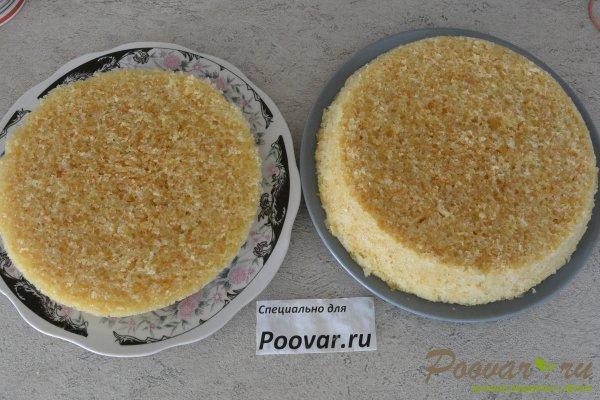 Лимонный торт в микроволновке Шаг 12 (картинка)