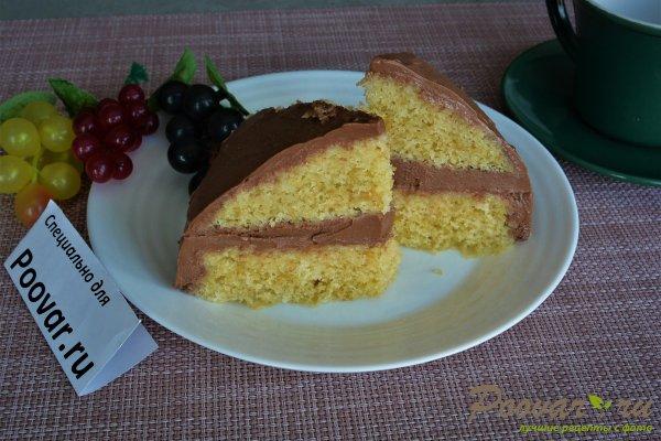 Лимонный торт в микроволновке Шаг 20 (картинка)