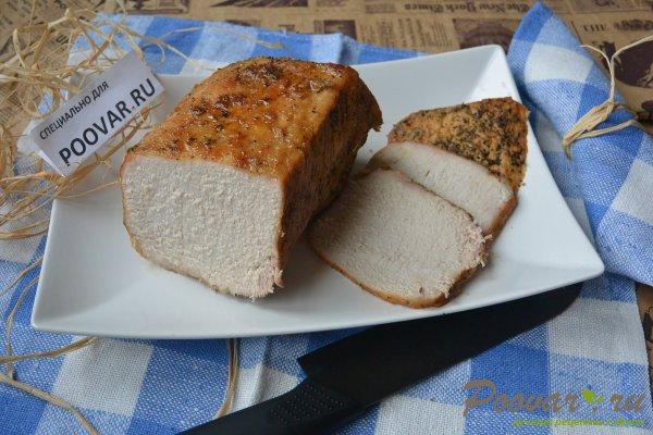 Мясо тушеное в сливочном масле Изображение