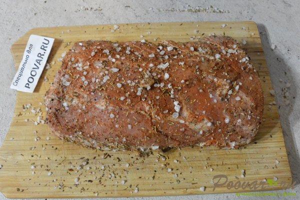 Мясо тушеное в сливочном масле Шаг 4 (картинка)