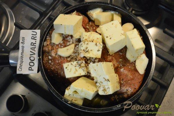 Мясо тушеное в сливочном масле Шаг 9 (картинка)