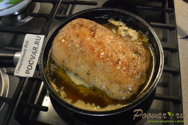 Мясо тушеное в сливочном масле Шаг 11 (картинка)