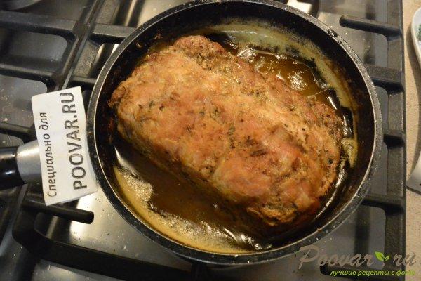 Мясо тушеное в сливочном масле Шаг 14 (картинка)