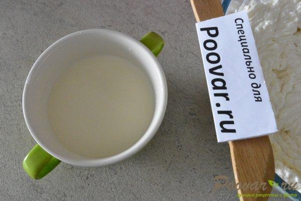 Крем из сливок, сливочного сыра и желатина Шаг 11 (картинка)