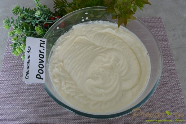 Крем из сливок, сливочного сыра и желатина Шаг 13 (картинка)
