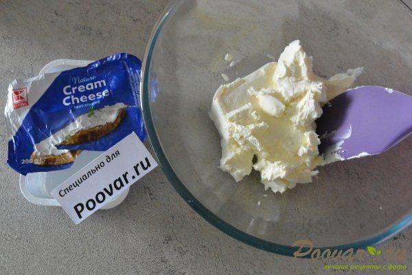 Торт из вафельных коржей с кремом Шаг 6 (картинка)