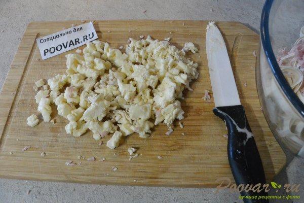 Ленивый пирог из лаваша на сковороде Шаг 6 (картинка)