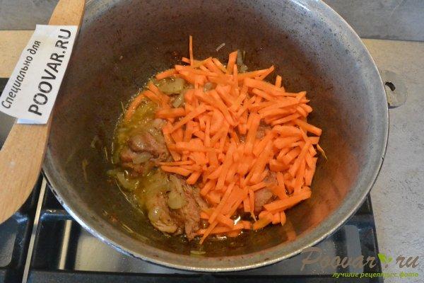Куриное филе тушеное с овощами Шаг 8 (картинка)