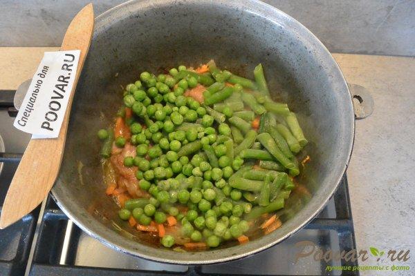 Куриное филе тушеное с овощами Шаг 10 (картинка)