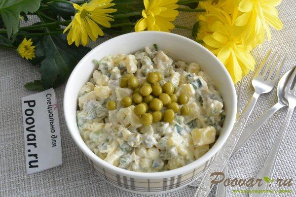 Салат из селедки с картошкой и луком Шаг 12 (картинка)