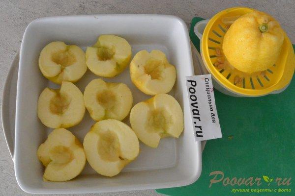 Запеченные яблоки с шоколадом Шаг 4 (картинка)