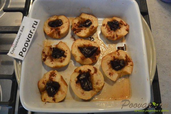 Запеченные яблоки с шоколадом Шаг 7 (картинка)