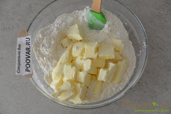 Рулетики с сыром колбасой Шаг 1 (картинка)